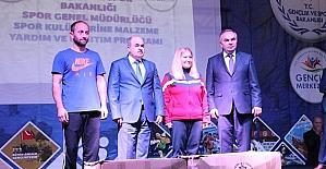Amatör Spor Haftası ödül töreni ile sona erdi
