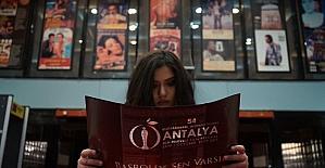 Antalya, film festivaline yoğun ilgi