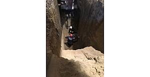 Antalya'da bahçe kazısında göçük: 2 ölü