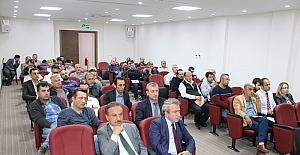 Asansör bilgilendirme toplantısı