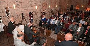 Aşıklar ve şairler Osmangazi'de buluştu