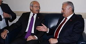 Başbakan Kılıçdaroğlu ile görüştü