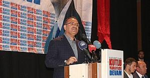 Bozdağ: Türkiye'nin ana muhalefet açığı var