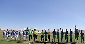 Başkale Gençlikspordan farklı galibiyet
