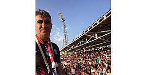 Başkan Dülger'den Gölcükspor maçına davet