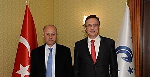 Belarus ile Erzurum arasında ekonomik köprüler kuruluyor