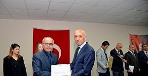 Beyaz bayrak ve beslenme dostu sertifika töreni