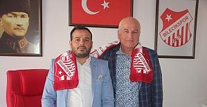 Bilecikli iş adamından Bilecikspor'a destek