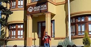 """""""Biz Anadoluyuz"""" projesi Bozüyük'te"""