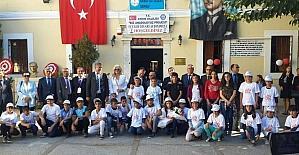"""""""Biz Anadoluyuz"""" projesinin misafirleri Aydın'a geldi"""