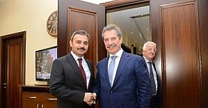 Çalık Holding Yönetim Kurulu Başkanı Ahmet Çalık;