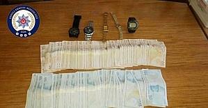Cami için toplanan parayı çalan hırsız yakalandı