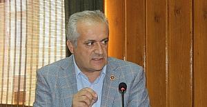 CHP'li meclis üyesinden AK Partili Ahmet Aydın'a övgü dolu sözler