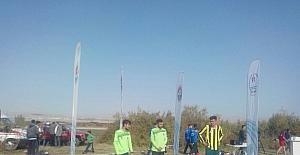 Darıcalı atletler Kros Ligi'nin ilk ayağını birincilikle tamamladı