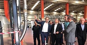 Dünyanın en büyük çay paketleme fabrikası için son teknoloji makineler kullanılacak