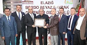 Elazığ'ın 'Güvenilir Gıda Projesi' 81 ilde uygulanacak