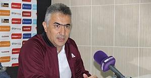 Elazığspor - Samsunspor maçının ardından