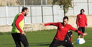 Elazığspor'da Samsunspor maçı hazırlıkları