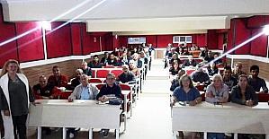 Emlak danışmanlığının açtığı 120 saat kursa, 120 kişi katılıyor
