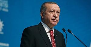 Erdoğan'dan iki yüzlü AB'ye net mesaj