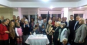 Ereğli Beşiktaşlılar Derneği huzur evi yaşlılarını unutmadı