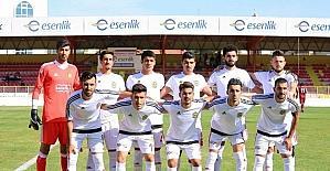 Evkur Yeni Malatyaspor U21 Takımı'nın başarılı gidişatı sürüyor