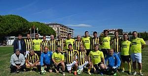 Gömeç'te Amatör Spor Haftası'na özel futbol maçı