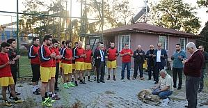 Gülüç Belediyespor sezonu dualarla açtı