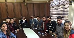 Hazro'da okul sporlar faaliyetleri için toplantı yapıldı