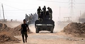 Irak Kerkük'ü yeniden ele geçirdi
