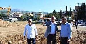 İskenderun'a yeni bir sosyal tesis daha yapılıyor