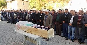 İstanbul'daki kazada ölen Merve Oruç Tokat'ta toprağa verildi