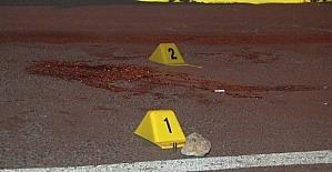 İzmir'de kanlı pusu : 1 yaralı