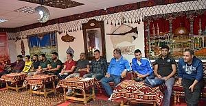 Kahta'da okul sporları faaliyetleri toplantısı yapıldı