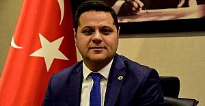Kaymakam Öztürk'ten depremin yıldönümü mesajı