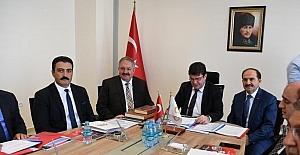 Kayseri OSB'de İlküsi Planlama Ve Geliştirme Kurulu Toplantısı gerçekleştirildi