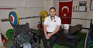 Kilo vermek için başladı, Türkiye şampiyonu oldu