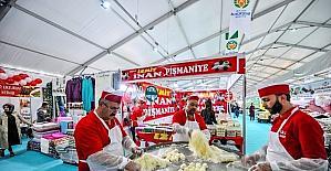 Malatya'da 'İl İl Yöresel Ürünler Fuarı' açıldı