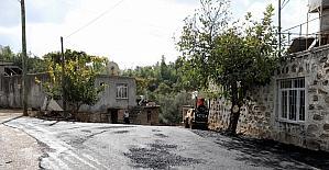 Manavgat Hocalı Mahallesi'ne sıcak asfalt