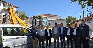 Manisa'da 154 Mahalle Projesi hız kesmiyor