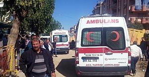 Manisa'da eski eş dehşet saçtı: 1 ölü 1 yaralı