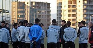Mavi- beyazlılarda Ziraat Türkiye Kupası hazırlığı