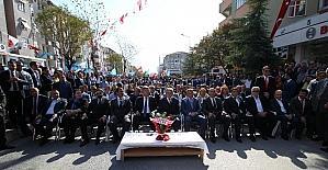 MHP Çerkezköy teşkilatına görkemli açılış
