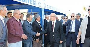 Milletvekili Abdulkadir Yüksel'in ismi Gaziantep'te parkta yaşatılıyor