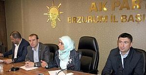 Milletvekili Taşkesenlioğlu, halk gününden vatandaşla buluştu