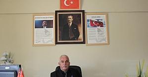 Milli Eğitim Müdürü Özkara göreve başladı