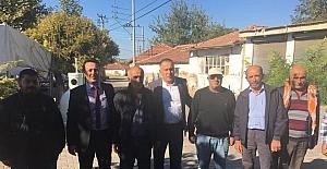 Muhtarlıklar Dairesi'nden Ahmetli ilçesinde inceleme