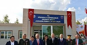 OSB Jandarma Karakolu açıldı
