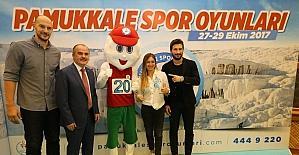 Pamukkale spor oyunları için hazırlıklar sürüyor