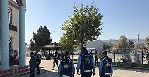 Polis ve zabıtadan dilencilere yönelik uygulama